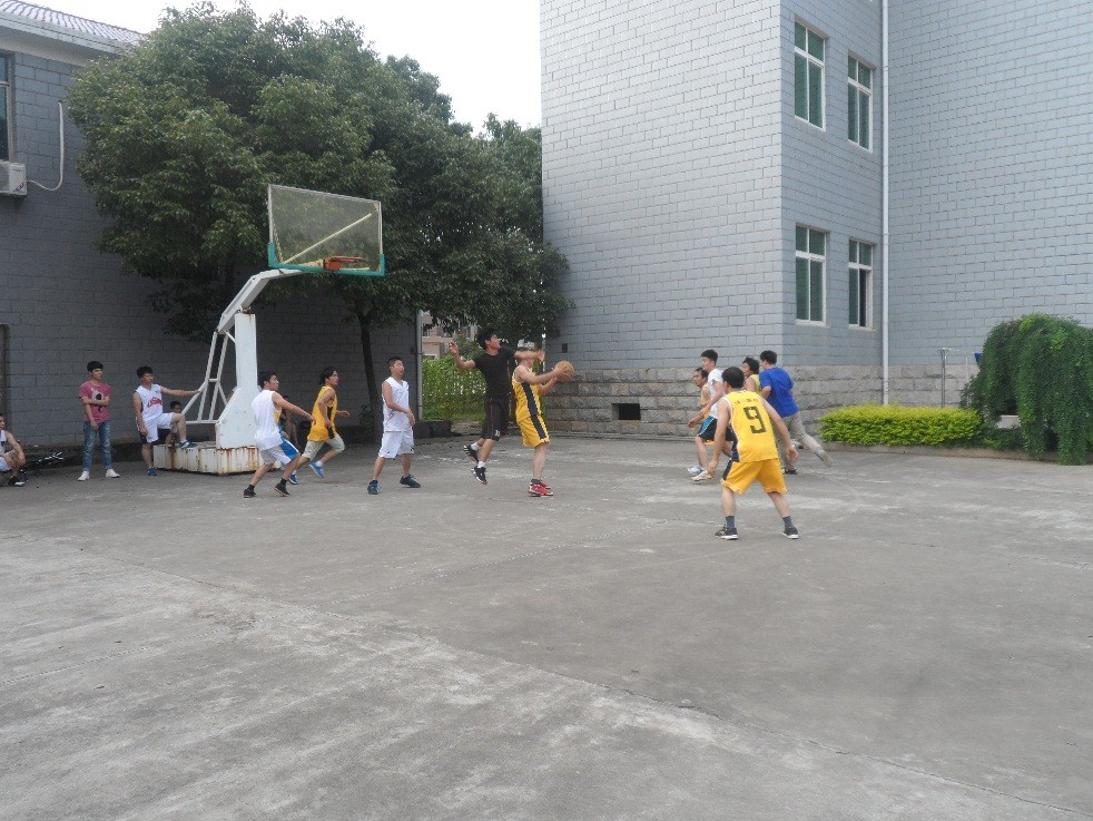 TAJ Basketball Team